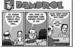 Bandrol seri 1