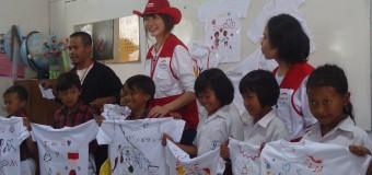 Kunjungan Korean Disaster Relief Association