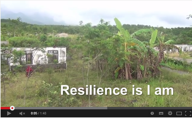 Resilience is I am