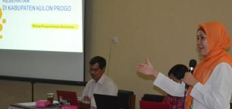 Validasi temuan audit gender di tingkat Kabupaten Kulonprogo