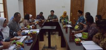 Audiensi Masyarakat Purbanharjo dengan Dewan Perwakilan Daerah (DPD) DIY