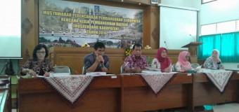 Aksara usulkan peningkatan kapasitas dalam pengarusutamaan gender (PUG) di Musrenbang Kabupaten Sleman Tahun 2015