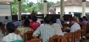 Diseminasi Hasil Rapid HEA di Desa Wonokerto