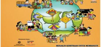 Buku Menjalin Kemitraan Untuk Membangun Ketangguhan Masyarakat