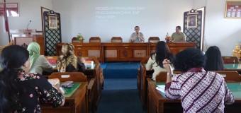 FGD Penyelenggaraan Penanggulangan Kesehatan Reproduksi dalam Situasi Bencana di DIY