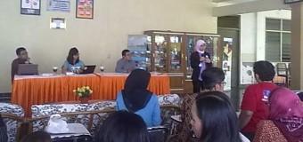 Dialog Penyelenggara BPJS Kesehatan dengan Perempuan Sahabat Merapi
