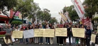 Tuntut Bersihkan DPR Dari Wakil Rakyat Tak Beretika, Koalisi Masyarakat Sipil Dan PIA Yogyakarta Lakukan Aksi Damai