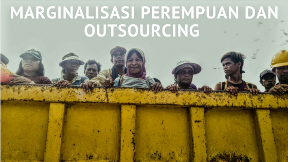 Infografis Perempuan Outsourcing